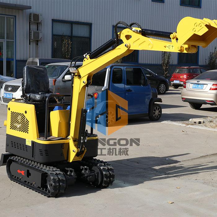 XG8015小型挖掘机