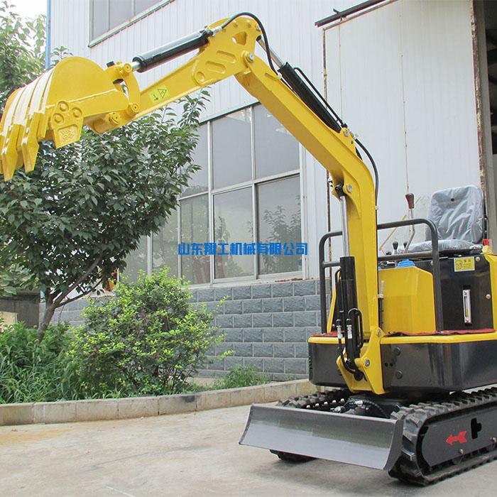 XG08-7A 履带式挖掘机