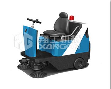 XGS-900小型环卫电动扫地车