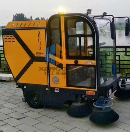 冬季保养电动座驾扫地机必不可少!